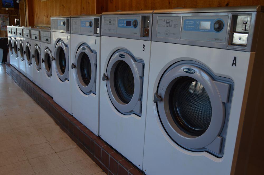 Cape Cod Clothesline Laundry